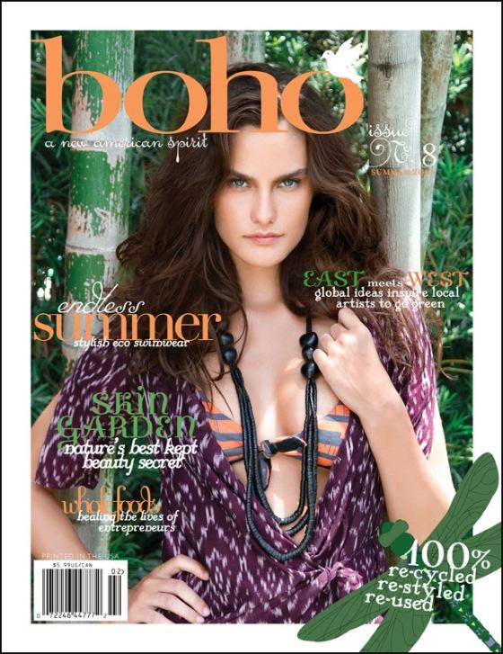 Boho Mag Cover